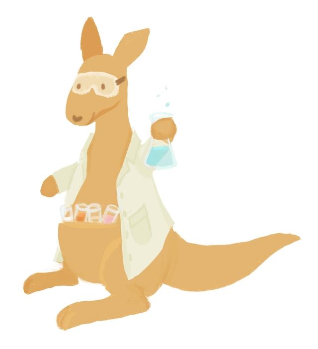 Kangaroo chemist